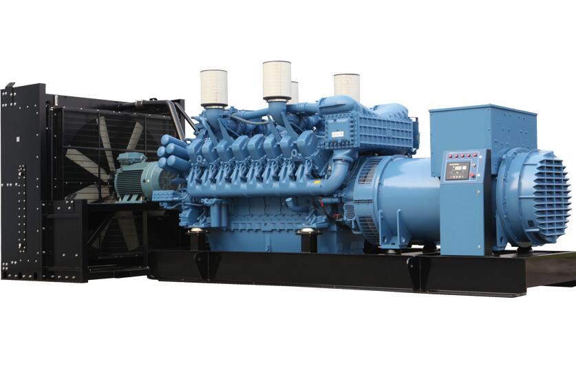 mtu diesel generator set yangzhou fukangsi electrical